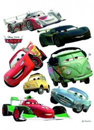 Decor perete Walt Disney - Cars 6