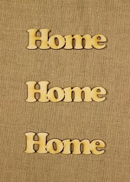 Forme din lemn -  Home (3 buc/set)  width=190px; height=190px;