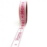 Washi Tape banda decorativa (15mm x 10m) - Sweet Home  width=190px; height=190px;