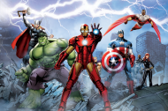 Fototapet-Supereroi Marvel (max. 360x254cm)  width=190px; height=190px;